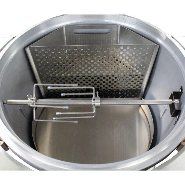 Blaze Kamado Basket & Drip pan