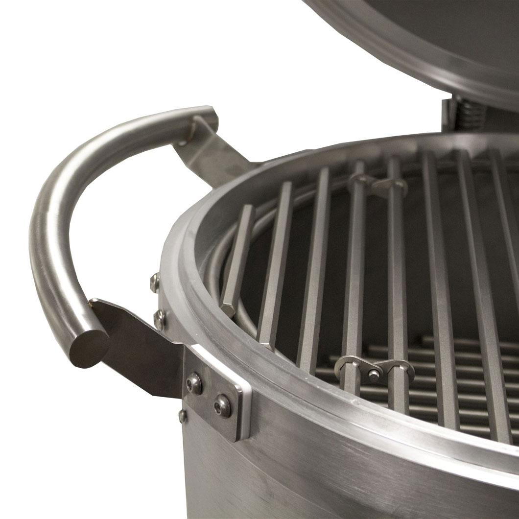 Blaze Kamado Stainless Steel Handles (2 pieces)